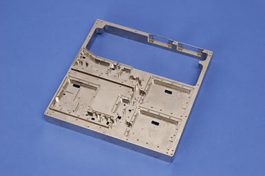 CNC Machined Housing Dynamac